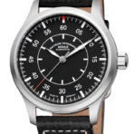 TERRASPORT I OBSERVER with leather strap.