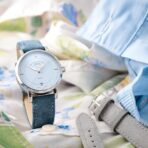 fresh beautiful casual watch for a refined woman.