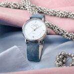 woman's watch.